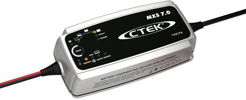 ctek multi mxs 7 0 ladeger t f r gel batterien und andere mission craft onlineshop. Black Bedroom Furniture Sets. Home Design Ideas