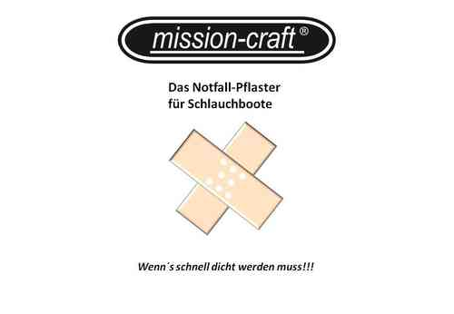 mission-craft Reparatur-Pflaster