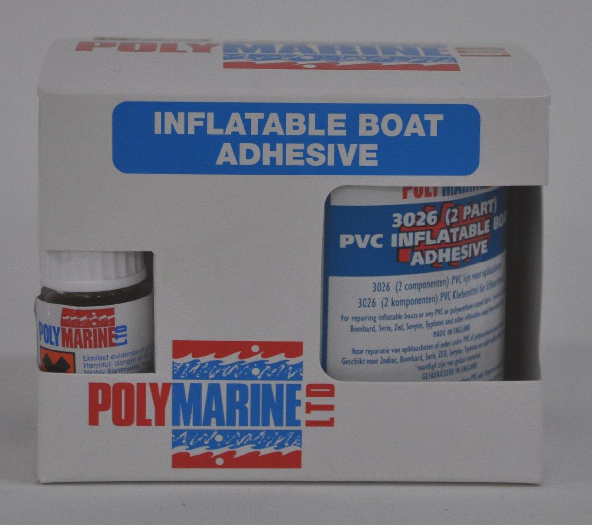 2 komponenten kleber polymarine f r pvc 260 ml. Black Bedroom Furniture Sets. Home Design Ideas
