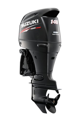"Suzuki DF 140 AZX, ""LEAN BURN"" Counter Rotation"