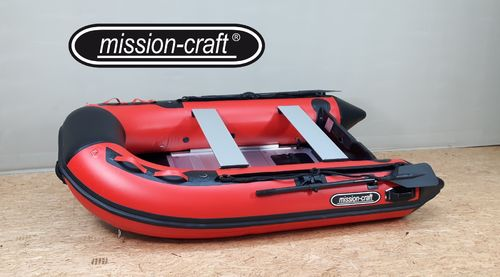 "Schlauchboot Orca 270 ""Red Edition"""