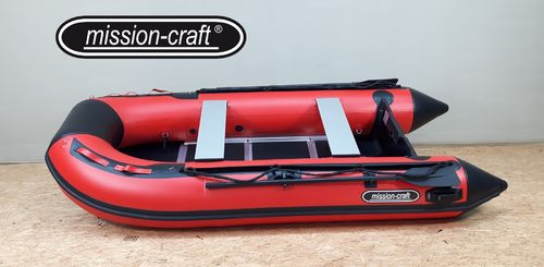 Schlauchboot Orca 320 Red Edition