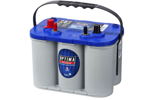 Optima Batterie Bluetop 55 Ah